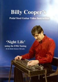 Steel Guitar E9th Course---How to Easily Play the E9th neck